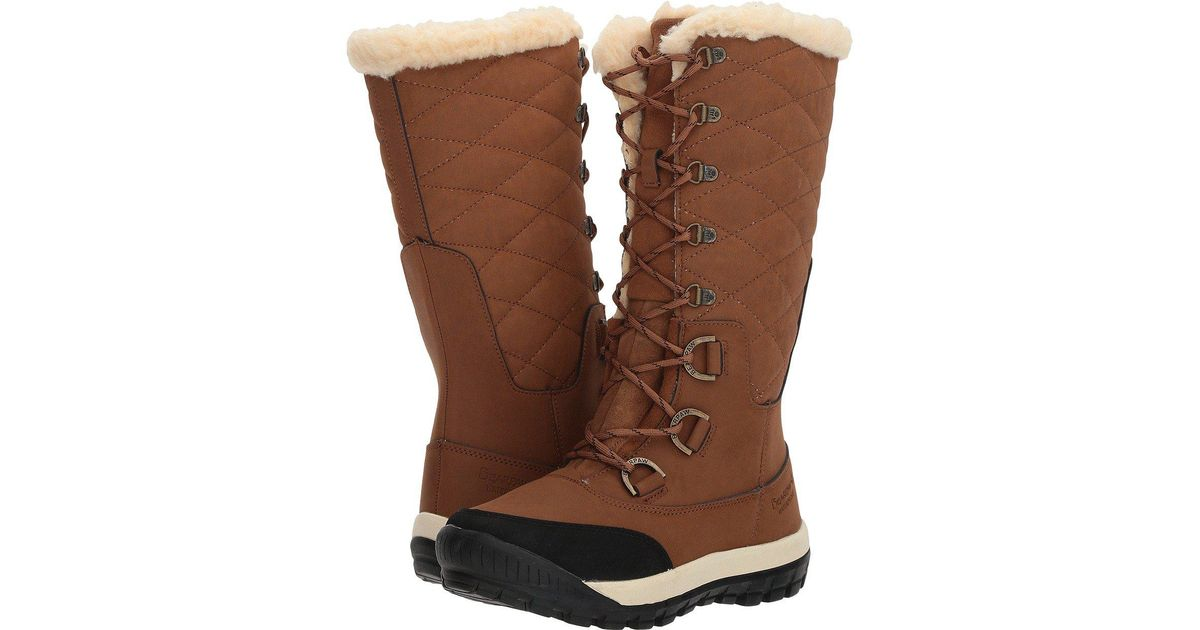 3424effca92 BEARPAW - Brown Isabella (hickory) Women's Boots - Lyst