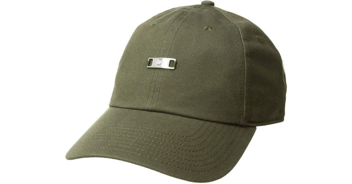 b325113b34326 Lyst - Nike Nsw H86 Cap Air Force 1 (medium Olive metallic Silver) Baseball  Caps in Metallic for Men