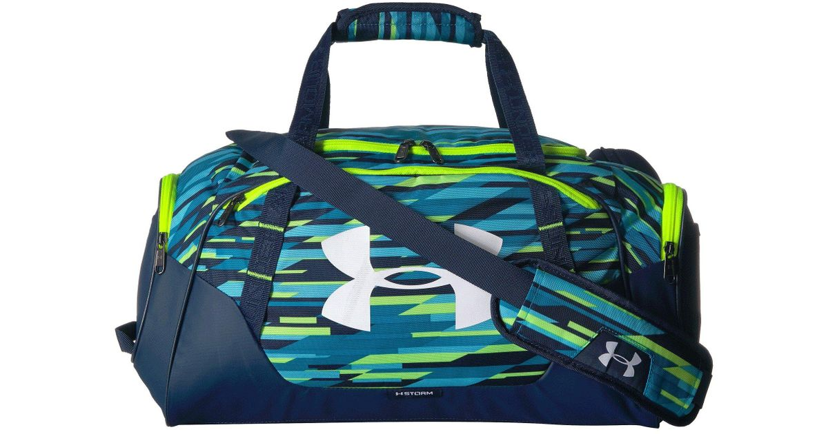 6d1607abf9b Lyst - Under Armour Ua Undeniable Duffel 3.0 Sm in Blue for Men