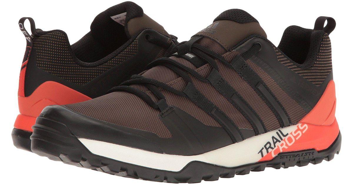 0125842ae256 Lyst - Adidas Originals Terrex Trail Cross Sl in Black for Men