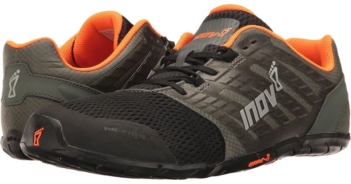 inov-8 Men/'s BARE XF 210 V2
