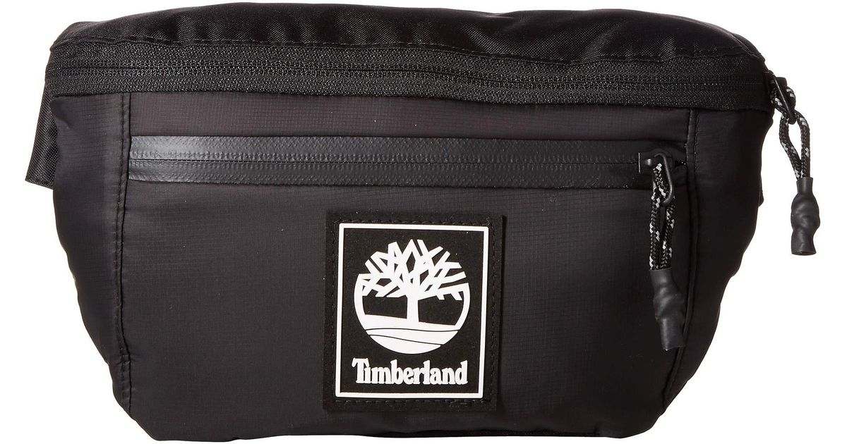 1d2a59e1ac6 Timberland Recover Waistpack (black) Bags in Black for Men - Lyst