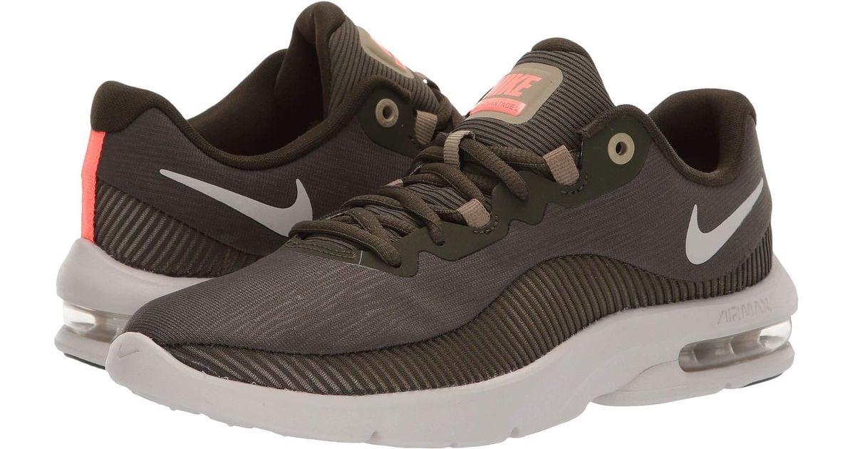 639d2ee3a49e Lyst - Nike Air Max Advantage 2 (black metallic Gold obsidian) Women s  Running Shoes