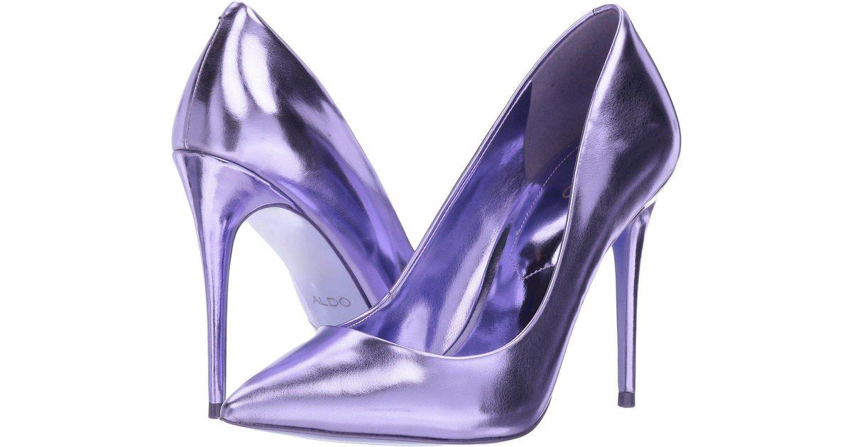 0698c19d9f25 Lyst - ALDO Stessy in Purple