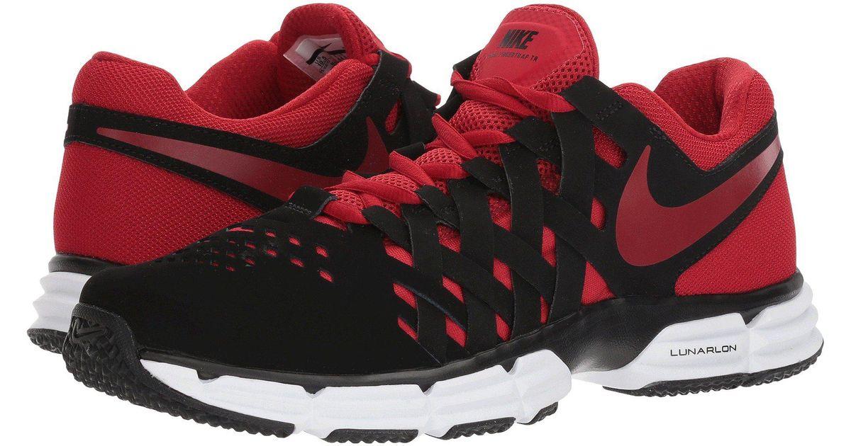 Nike Synthetic Lunar Fingertrap Tr in