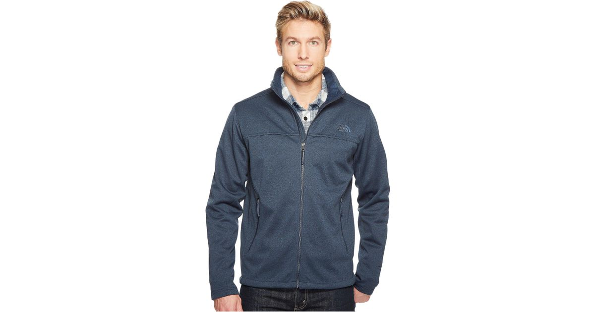 5a5c5e91baa3 Lyst - The North Face Apex Canyonwall Jacket in Blue for Men - Save 22%
