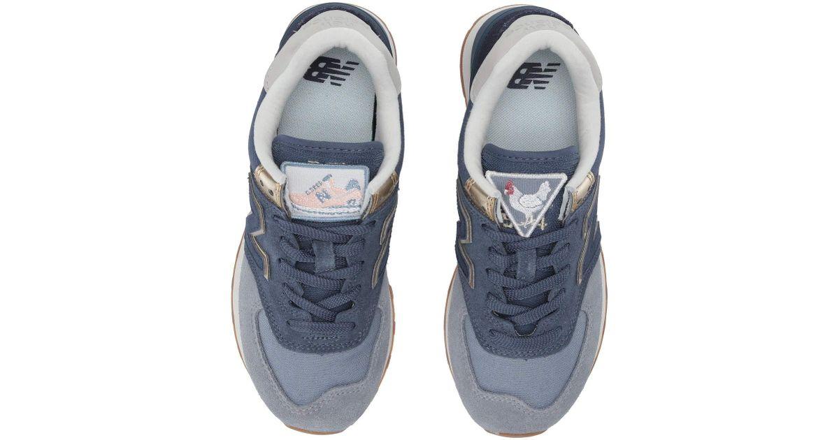 scarpe new balance iconic 574