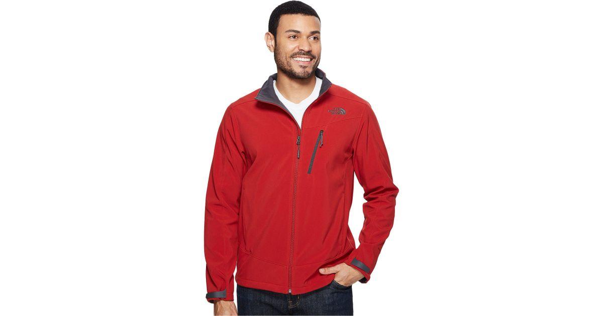 e53e723dc The North Face - Red Apex Shellrock Jacket (limoges Blue/limoges Blue  (prior Season)) Men's Coat for Men - Lyst