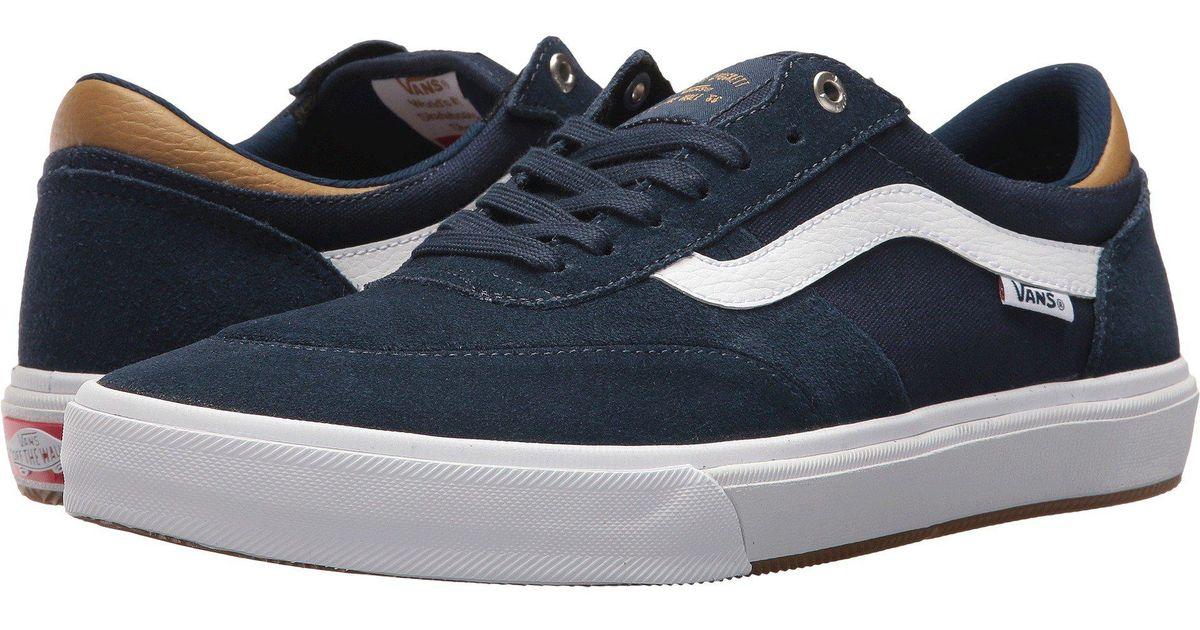 e242c7dd3 Vans Gilbert Crockett Pro 2 (alloy parisian Night) Men s Skate Shoes in  Blue for Men - Lyst