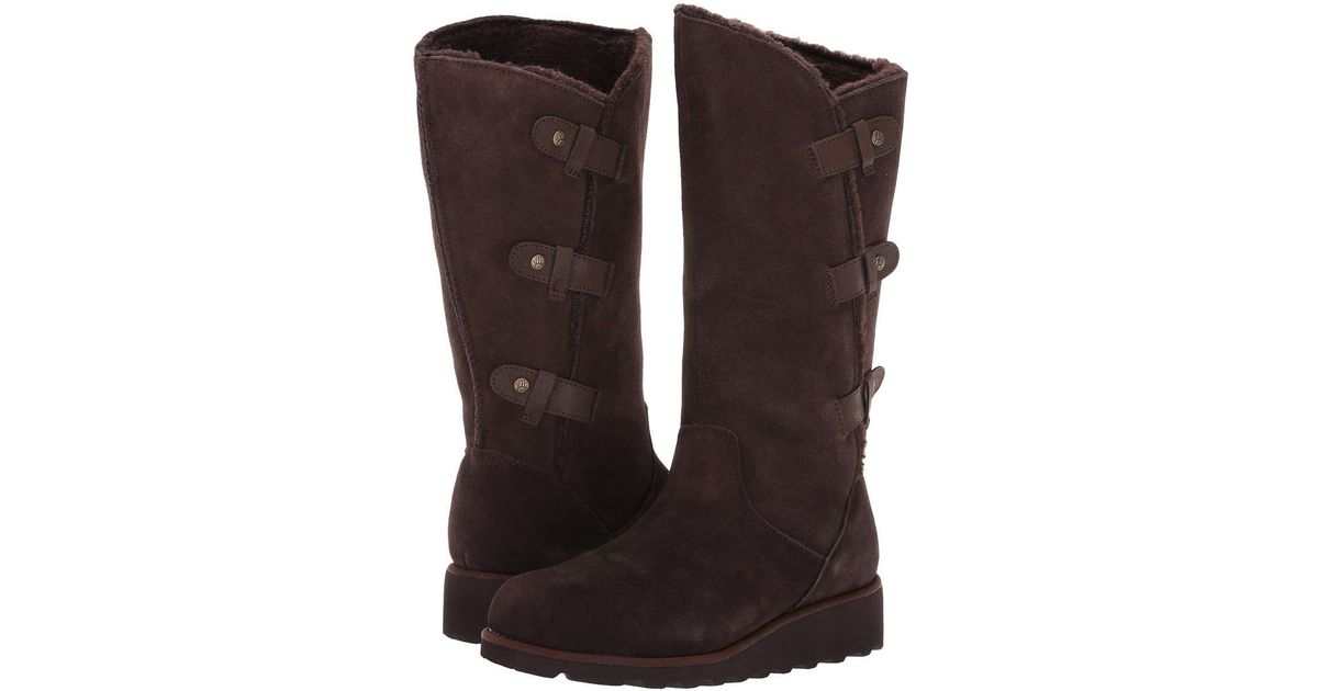 8bf5491140c BEARPAW Brown Hayden (hickory) Shoes