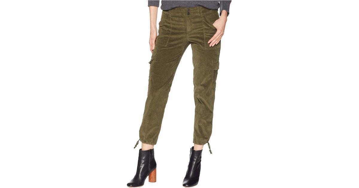 141b371752b0 Lyst - Sanctuary Terrain Crop Pants (dark Prosperity Green) Women s Casual  Pants in Green