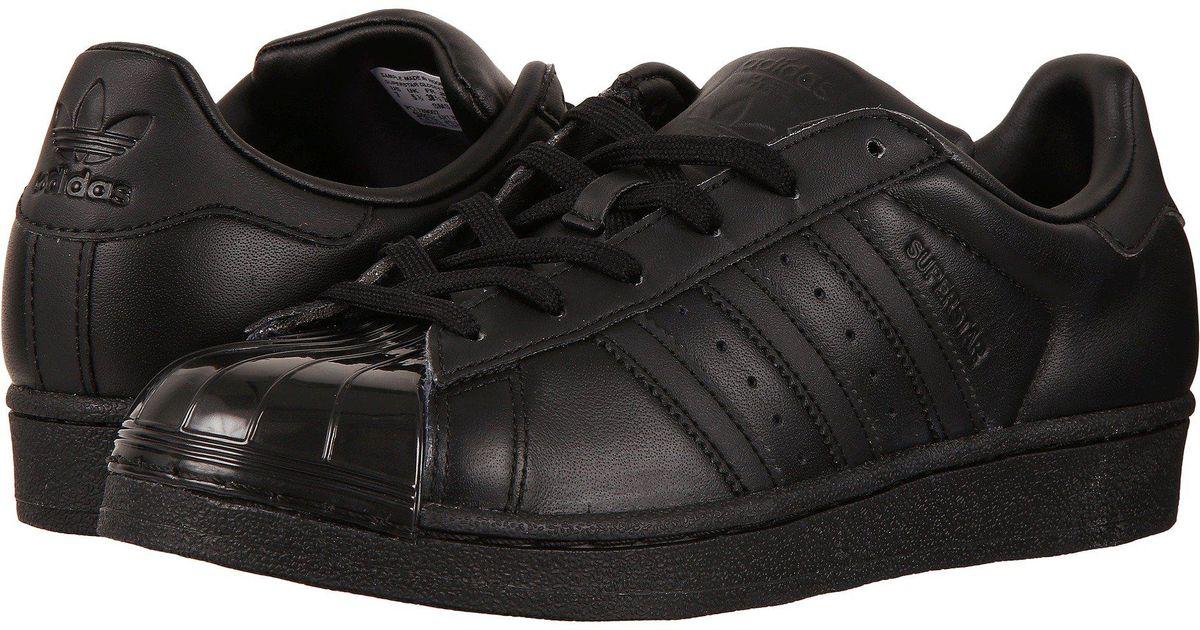 adidas superstar noir glossy