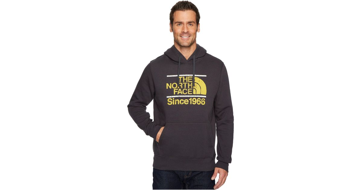 656243fa2 The North Face Black Edge To Edge Pullover Hoodie for men