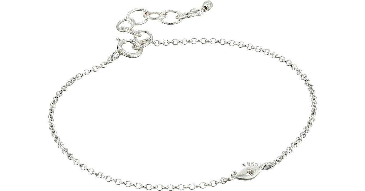 Unicorn Charm On Chain Dogeared Womens The Lucky Charm Bracelet