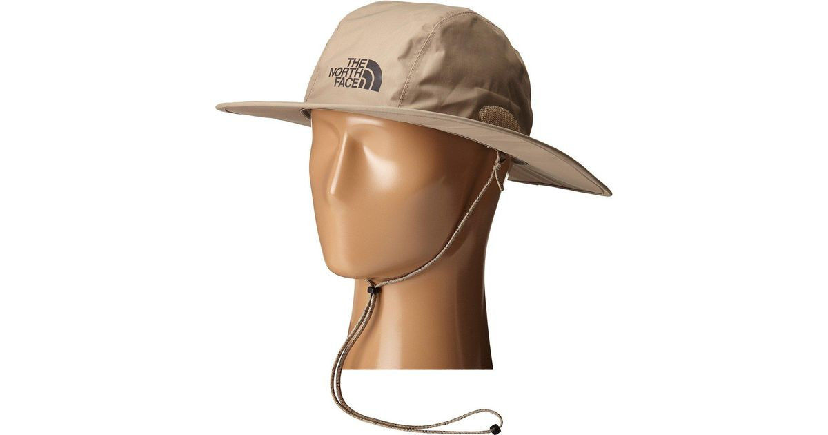 b596c0ae020 Lyst - The North Face Dryvent Hiker Hat in Natural for Men