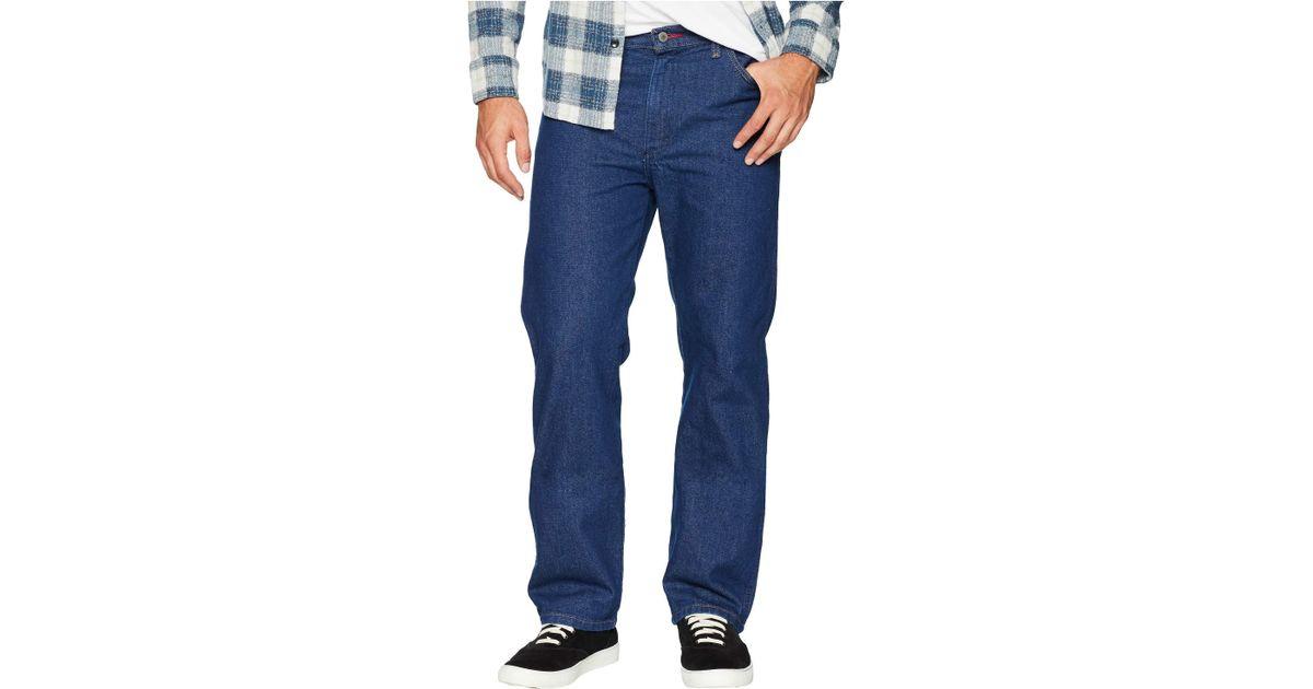 de391213 Vans X Wrangler 13mwz Denim In Prewash Indigo (prewash Indigo) Jeans in  Blue for Men - Save 35% - Lyst