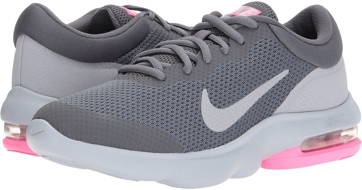 afb494be9a7d Lyst - Nike Air Max Advantage (black white) Women s Running Shoes in Gray