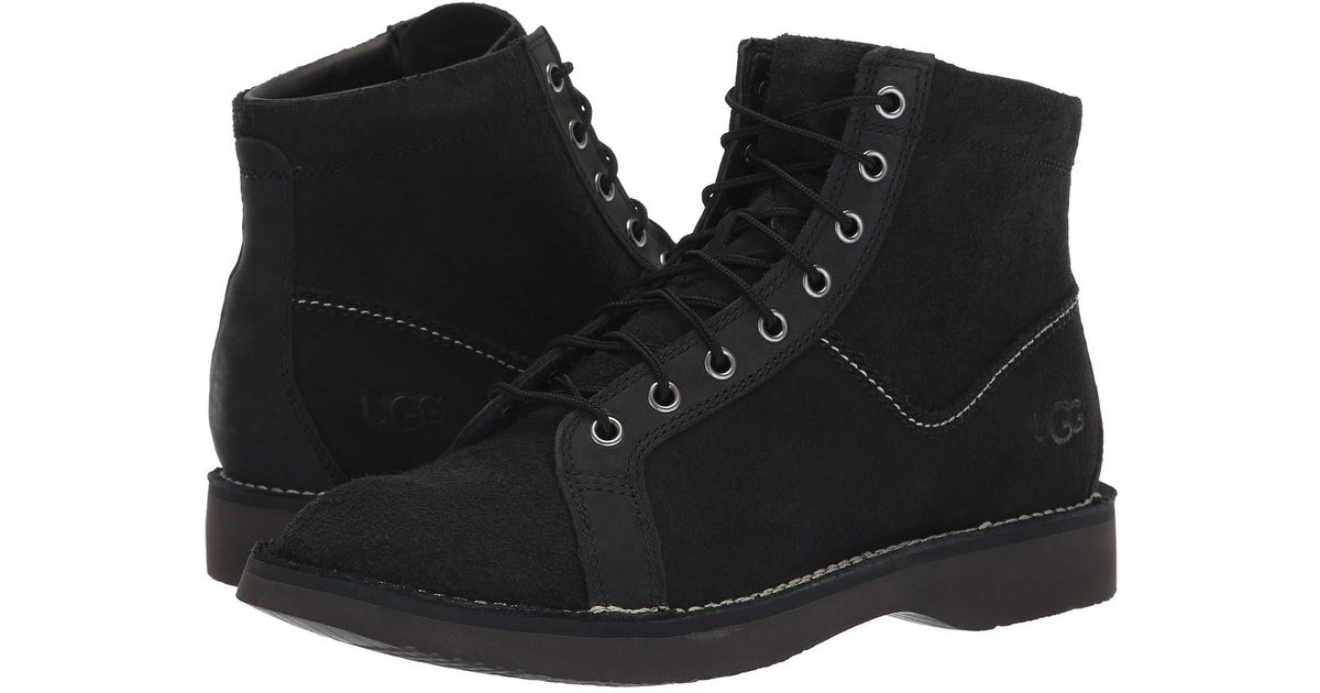 e7402cd2d5b Ugg Camino Monkey Boot (black) Men's Cold Weather Boots for men