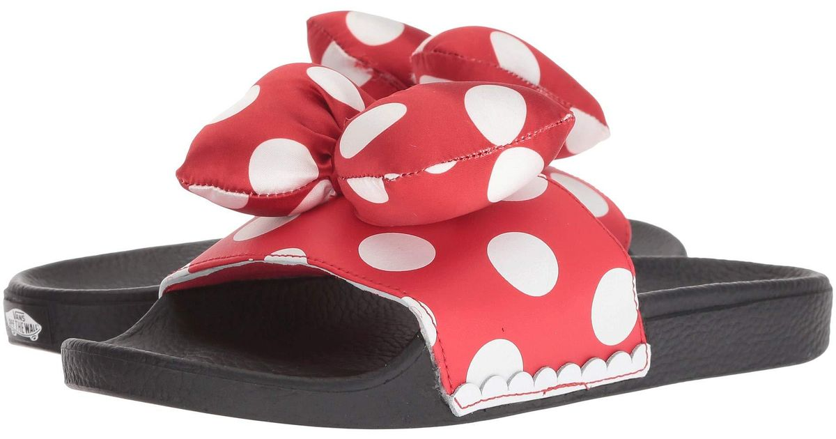 Slide-on ((disney) Minnie's Bow
