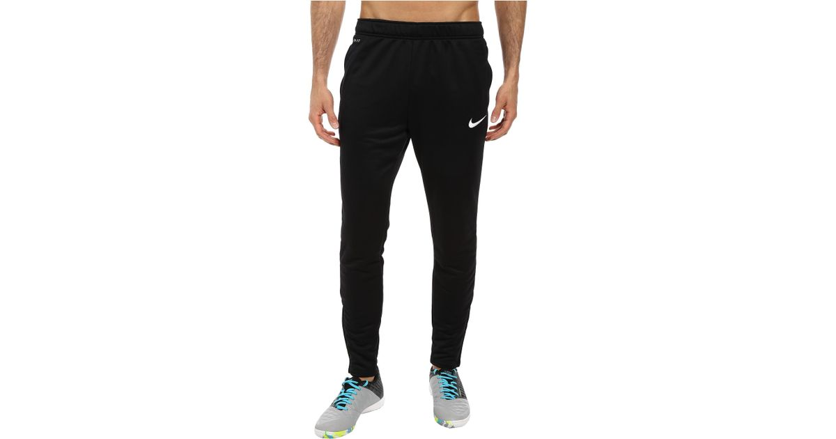 Lyst - Nike Academy Tech Pant in Black for Men 60b9370c72f9