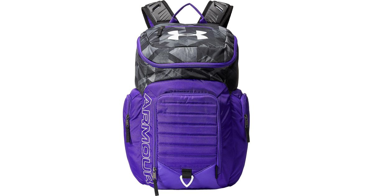 e0f86bbdfc6b Lyst - Under Armour Ua Undeniable Backpack Ii in Purple for Men