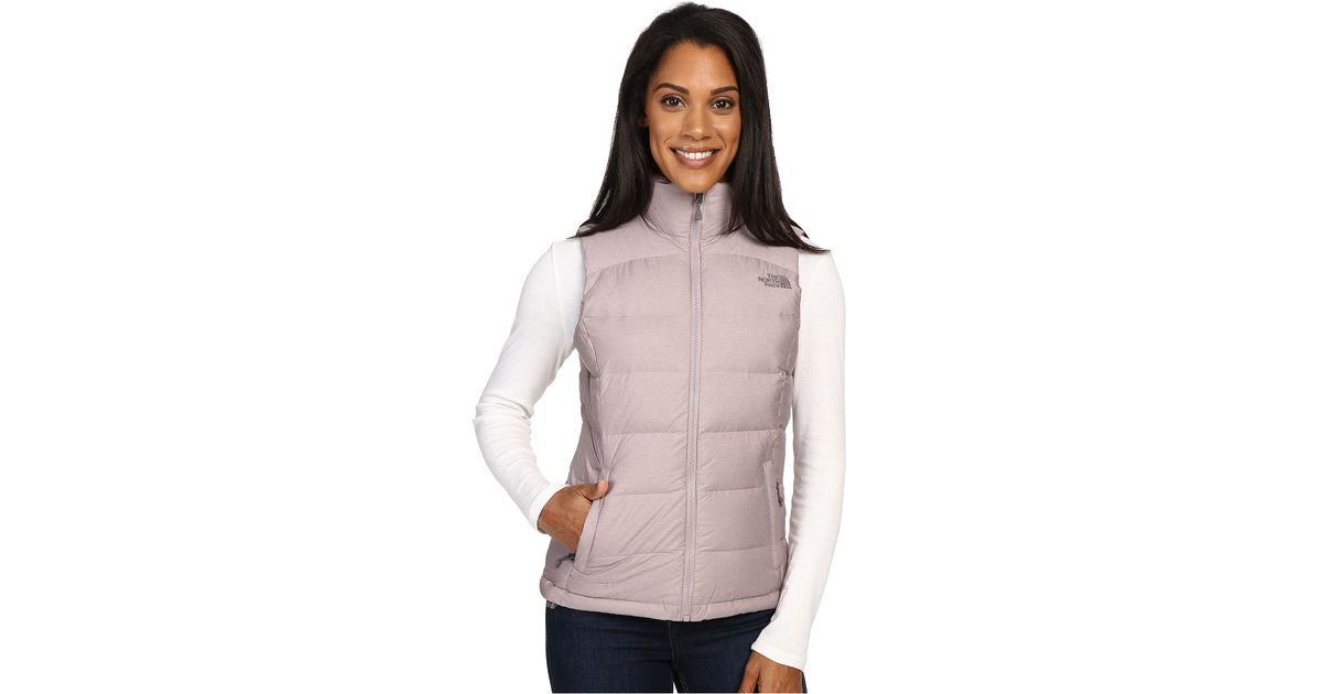 a629b526ae73 ... The north face Nuptse 2 Vest in Gray - Save 30% Lyst ...