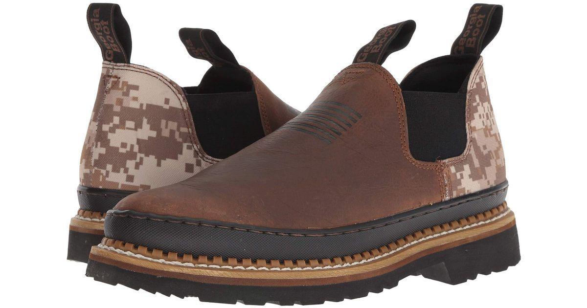 6373bdbe030cb Georgia Boot Giant Desert Camo Romeo in Brown for Men - Lyst