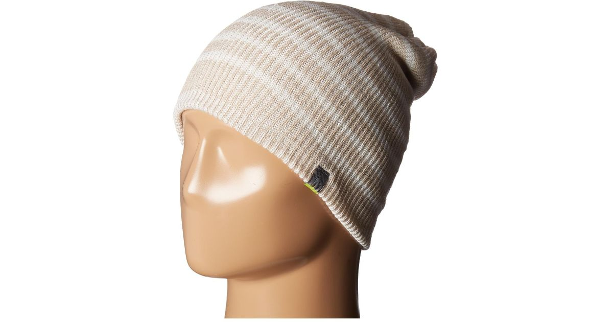 Lyst - Smartwool Reversible Slouch Beanie in Natural for Men 072b31825c10