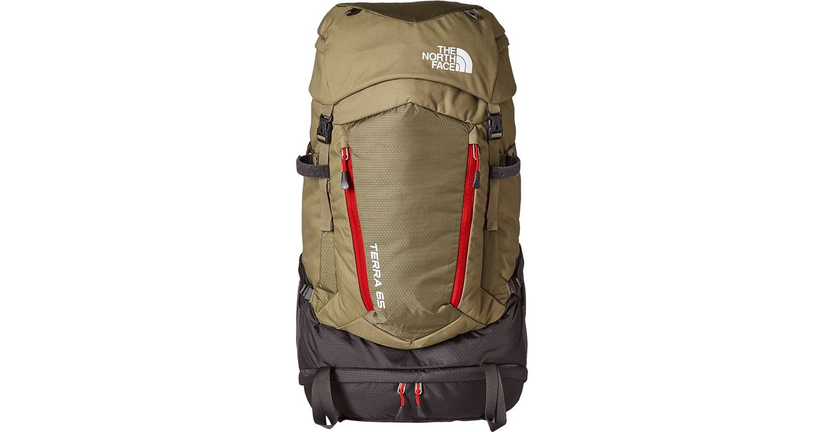 fbbe72280 The North Face Green Terra 65 for men