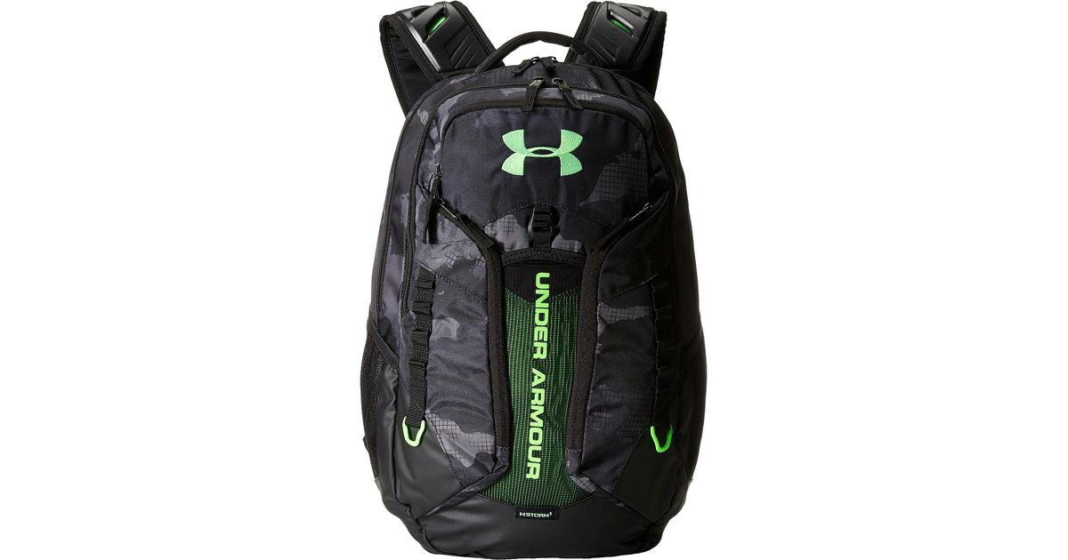 7410800e6d9f Lyst - Under Armour Ua Contender Backpack for Men