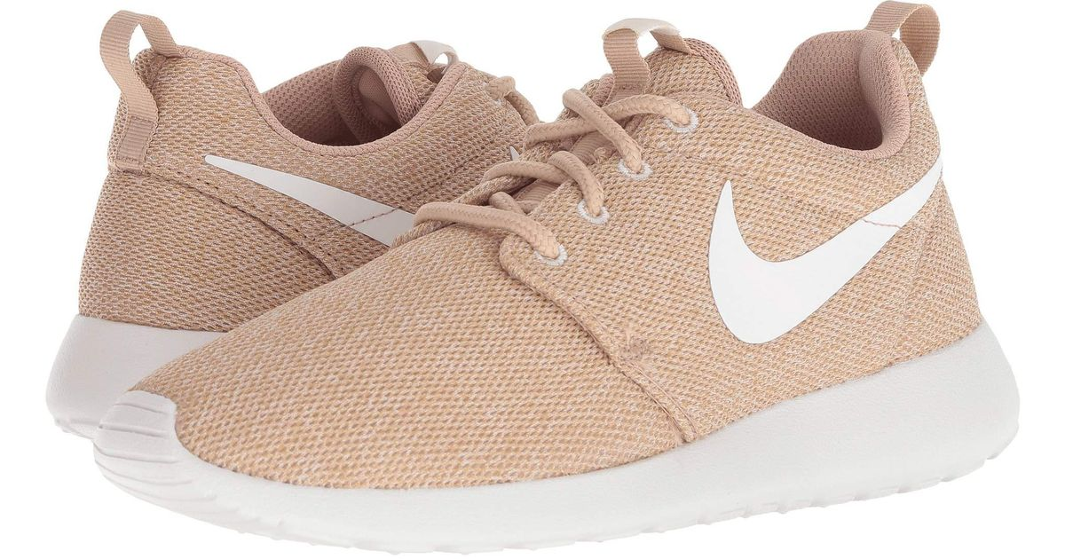 finest selection 343d5 f906e Nike Natural Roshe One (bio Beige/summit White/bio Beige) Shoes