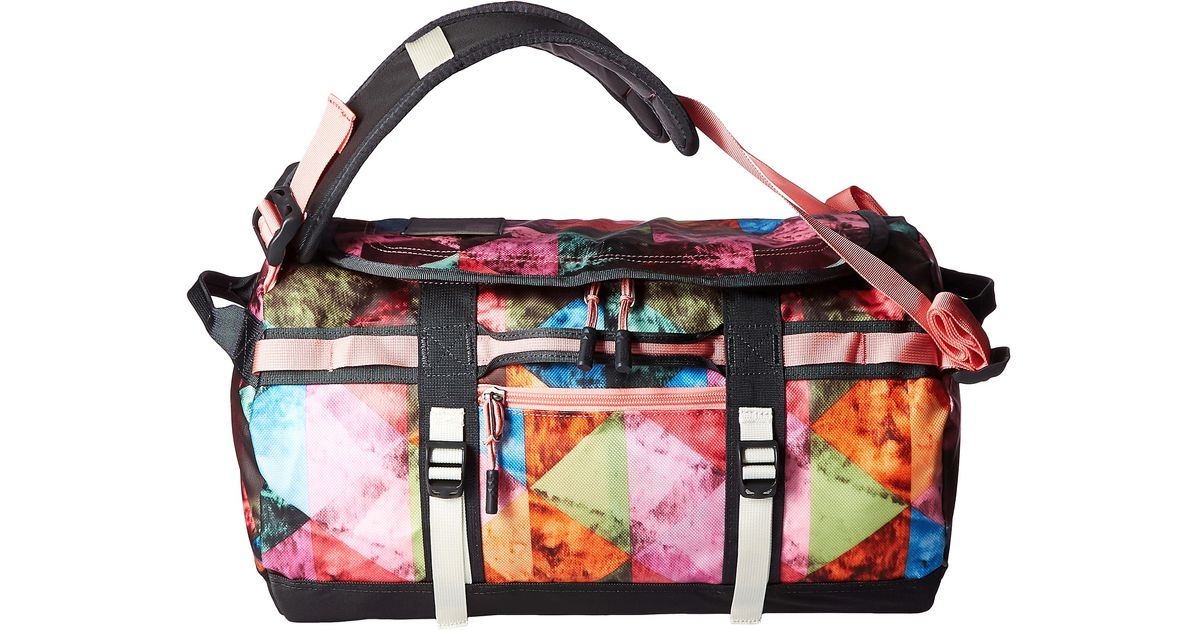 9bbbad650762 Lyst - The North Face Base Camp Duffel - Xs in Pink