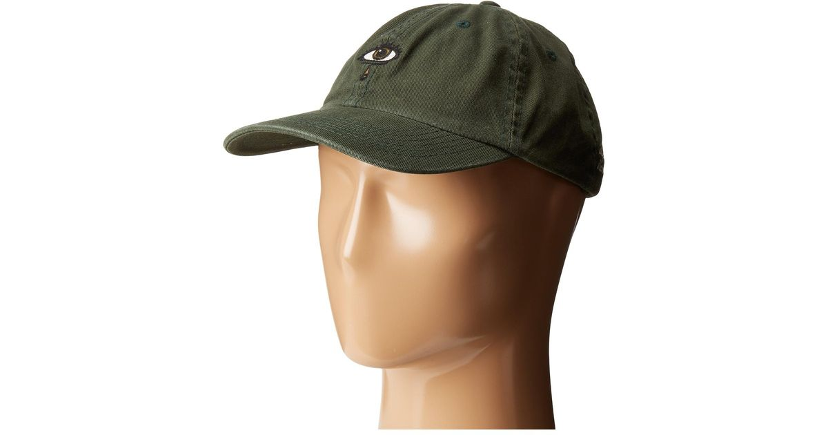 ab6382c6c9a Lyst - Obey Covert Hat for Men