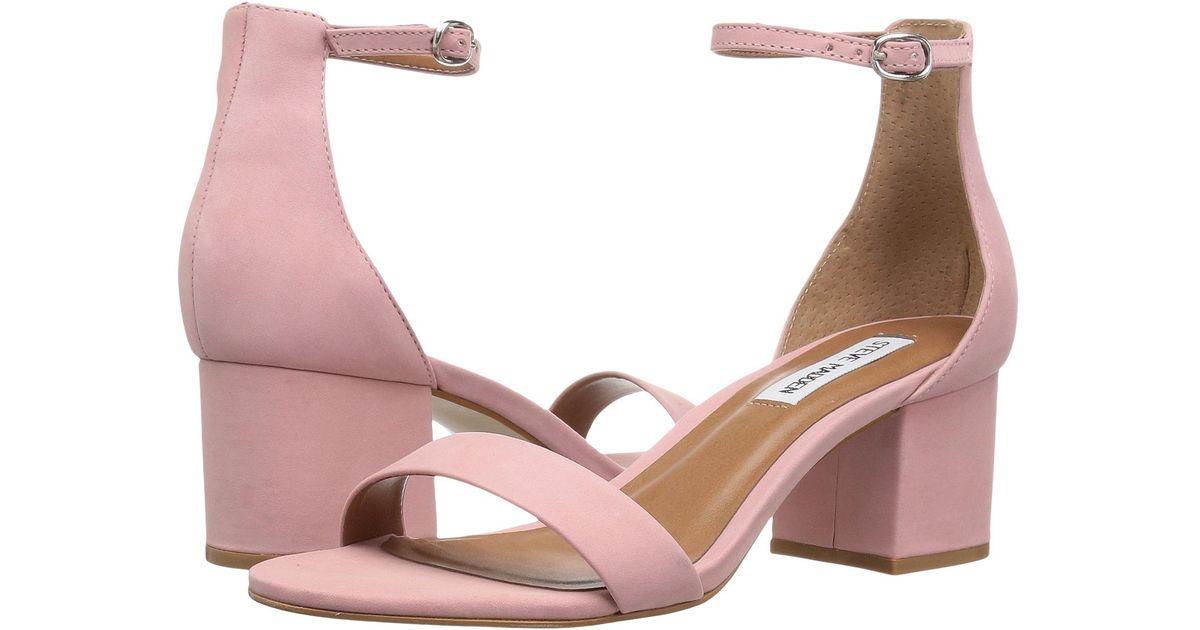 090f4018f62 Steve Madden Pink Irenee Sandal