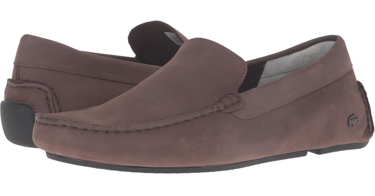 0c5a19d3aeff Lyst - Lacoste Piloter 316 1 in Brown for Men - Save 63%