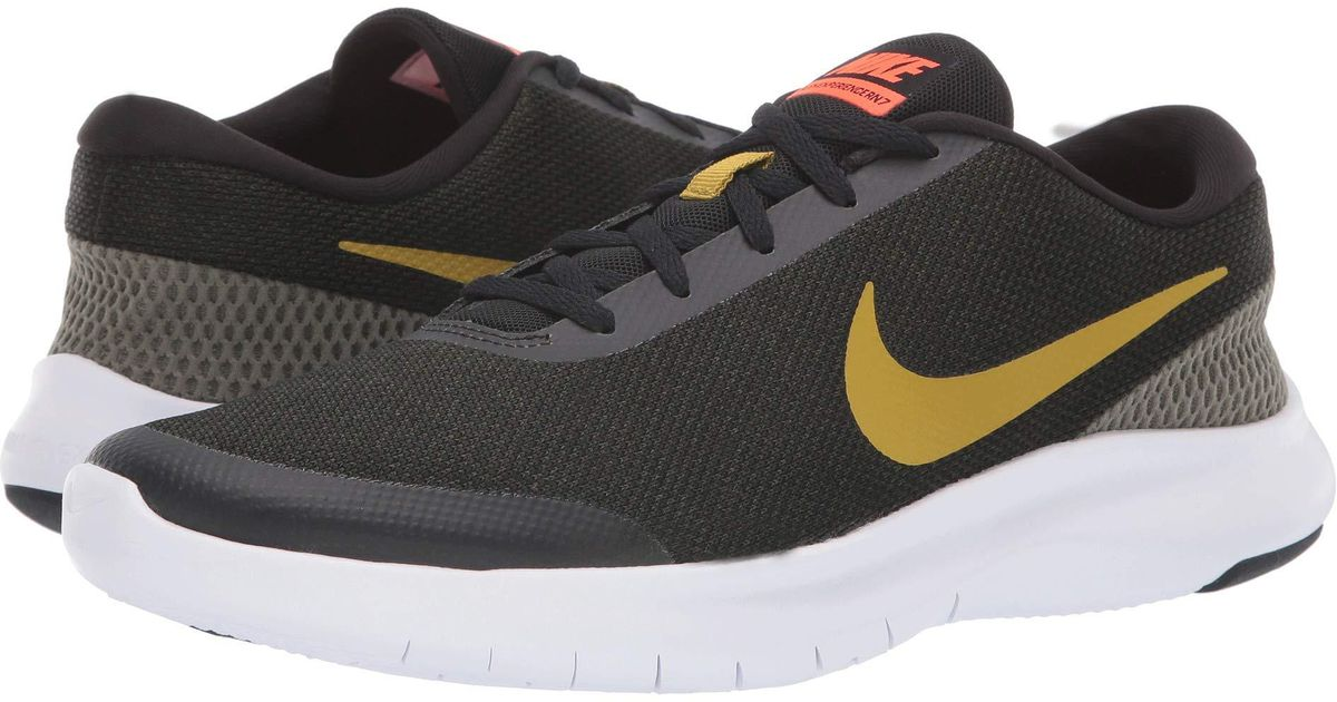 f641dda7f1ab Lyst - Nike Flex Experience Rn 7 (black peat Moss medium Olive sequoia) Men s  Running Shoes for Men