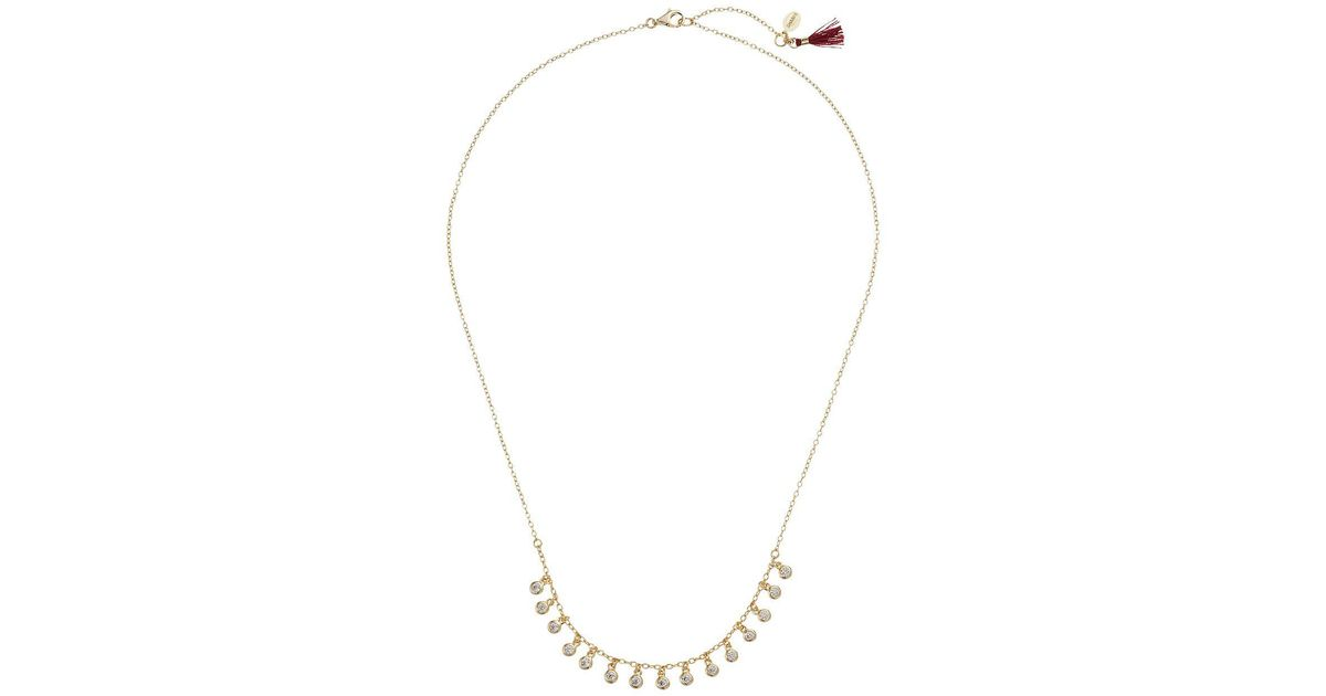 Shashi Skylar Necklace Gold 8lHoxnY