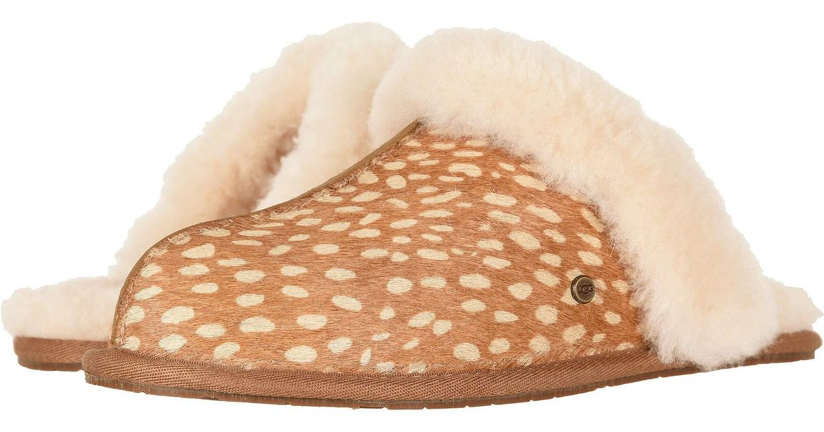 a23bc772dd2 Ugg Brown Scuffette Ii Idyllwild (chestnut) Women's Slippers