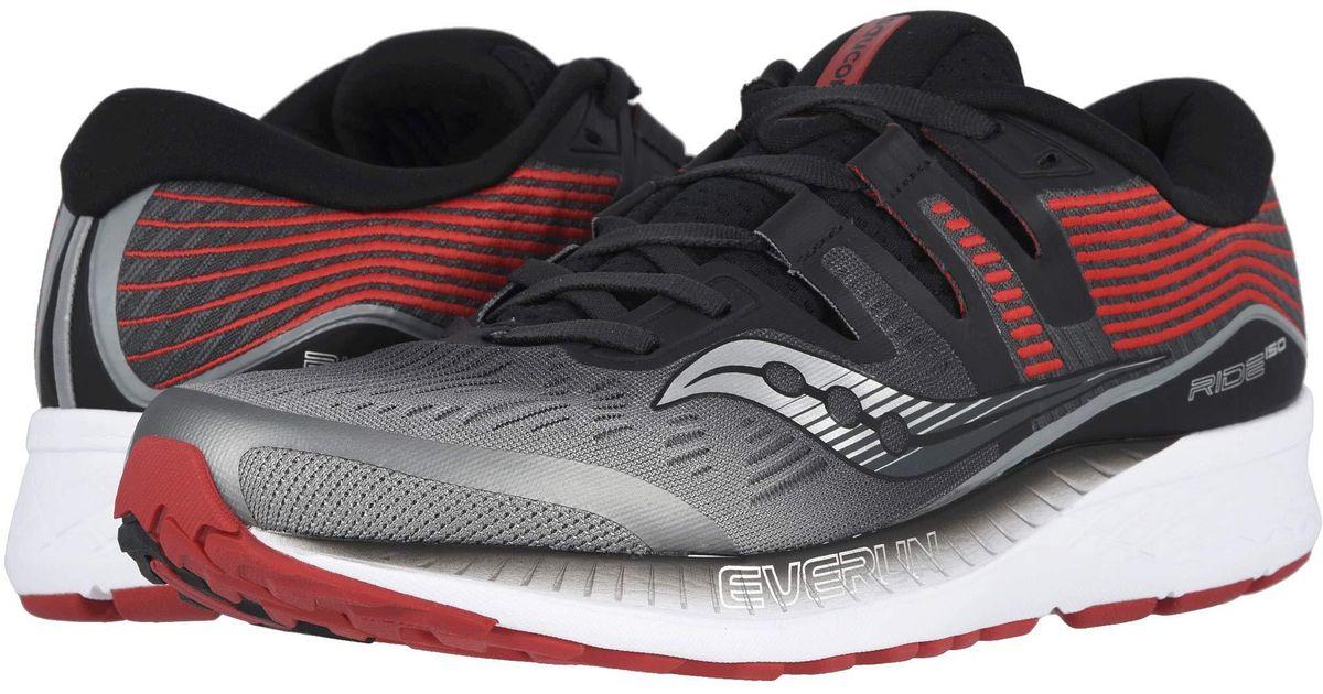 Saucony Multicolor Ride Iso (white) Men's Running Shoes for men