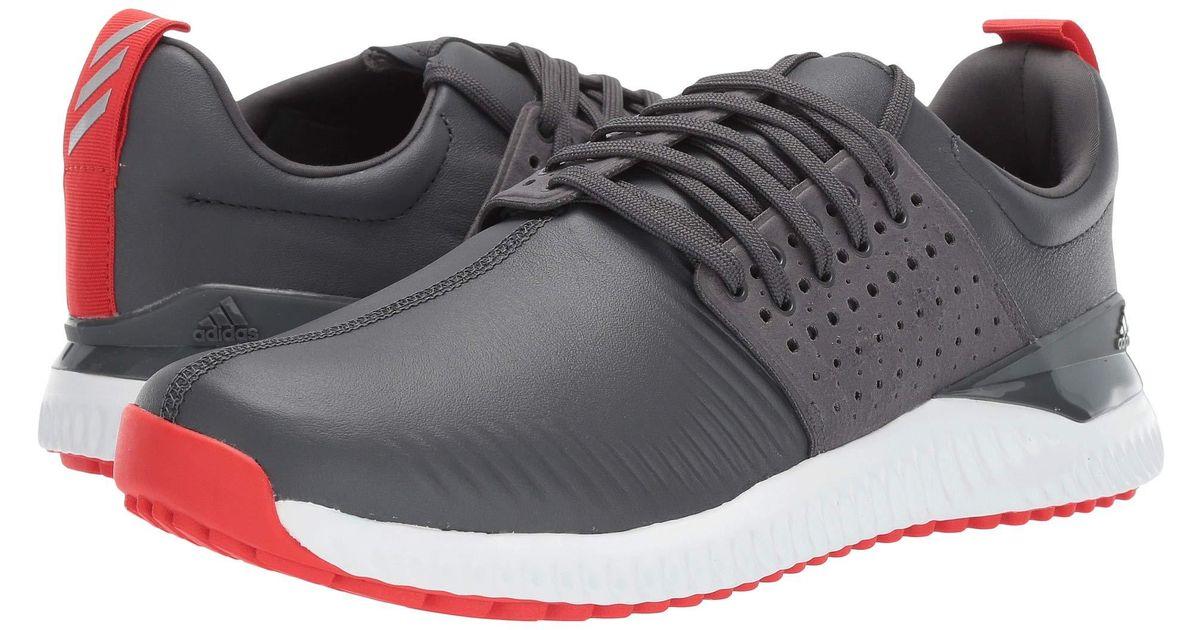 59191723498d6 Lyst - adidas Originals Adicross Bounce (core Black grey Six grey Two) Men s  Golf Shoes for Men