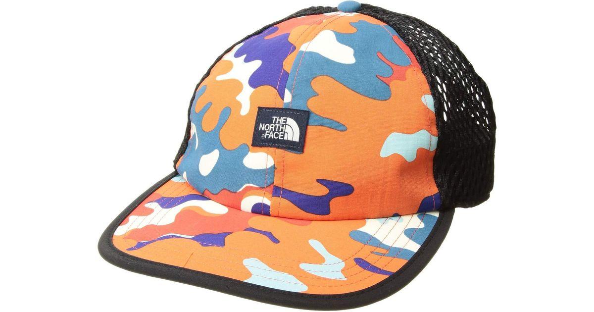 38345e840 The North Face Multicolor Class V Trucker Hat (tnf Black) Caps for men