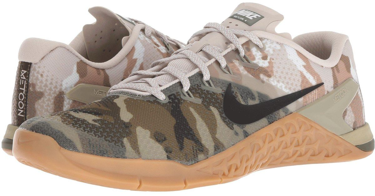 Nike Synthetic Metcon 4 (olive Canvas