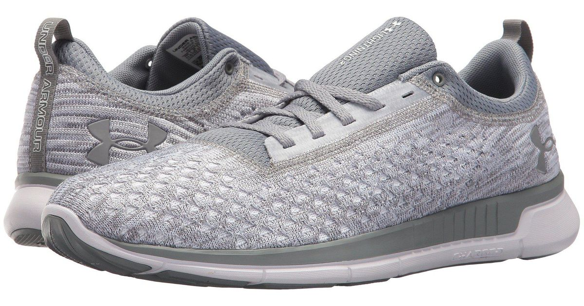 aa4a990f Under Armour Ua Lightning 2 in Gray for Men - Lyst