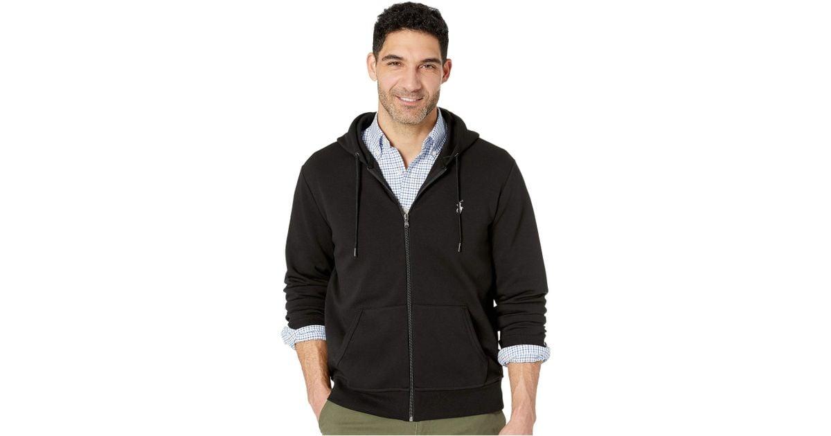 Tech Hoodie Men For Double Knit Polo Fleece Ralph Black Lauren Nk0XnwP8O