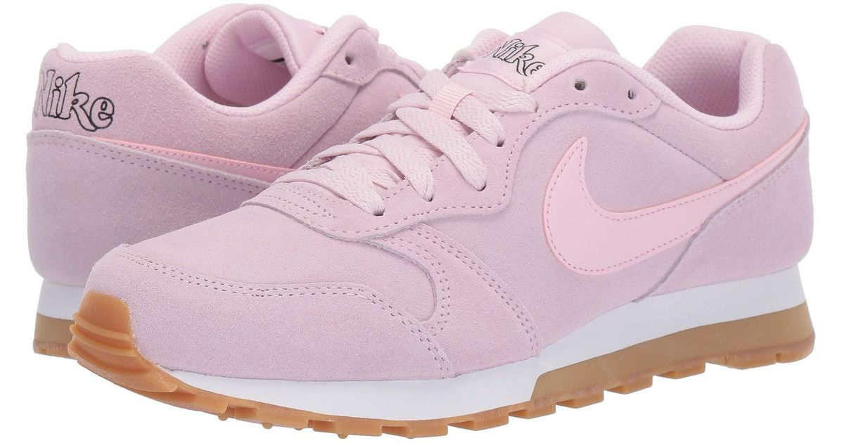 48724a84c450 Lyst - Nike Mid Runner 2 Se in Pink - Save 17%