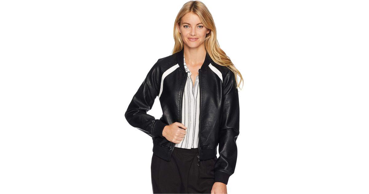 c0c36f8d8 Joe's Jeans Paola Bomber (black) Women's Coat
