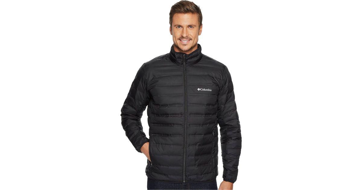 6c7c73278 Columbia Lake 22 Down Jacket (black) Men's Coat for men