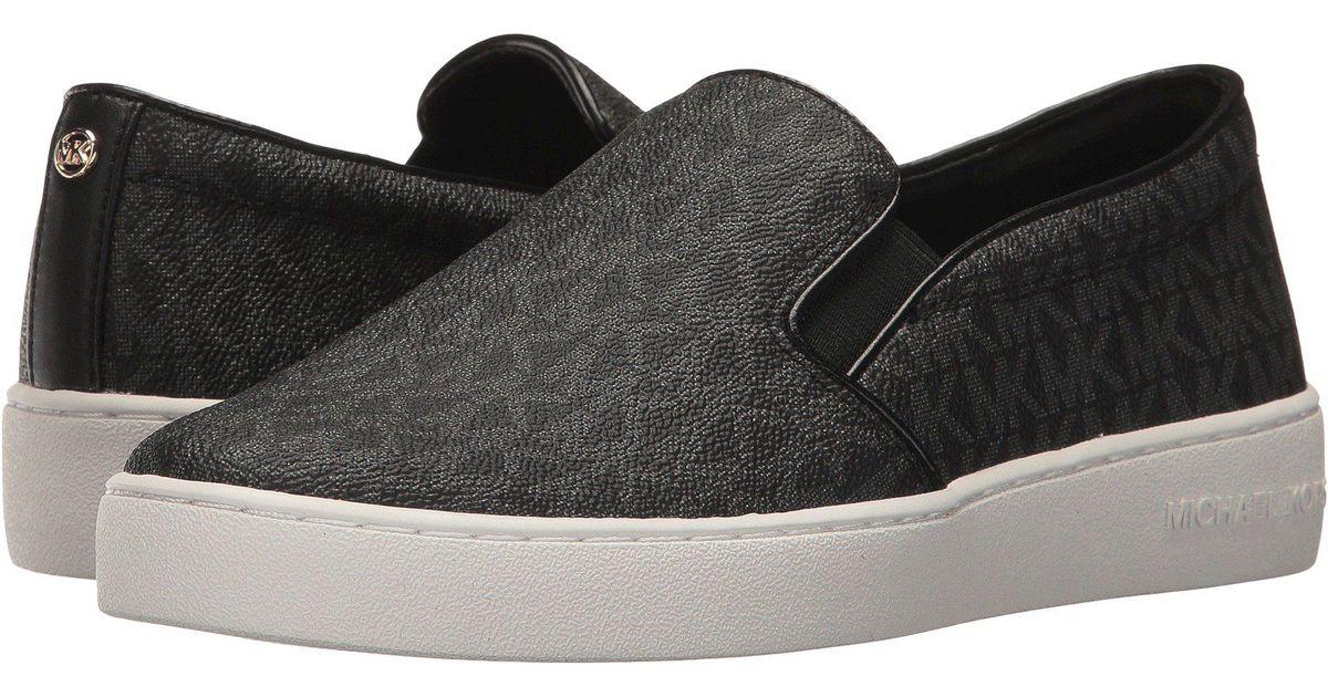 a74dbcbf7b MICHAEL Michael Kors White Keaton Slip-on Sneaker