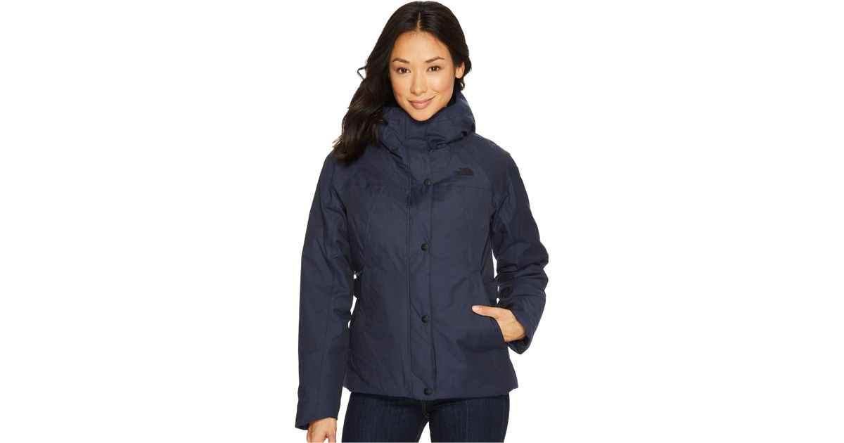 f9745d793 The North Face Blue Outer Boroughs Jacket