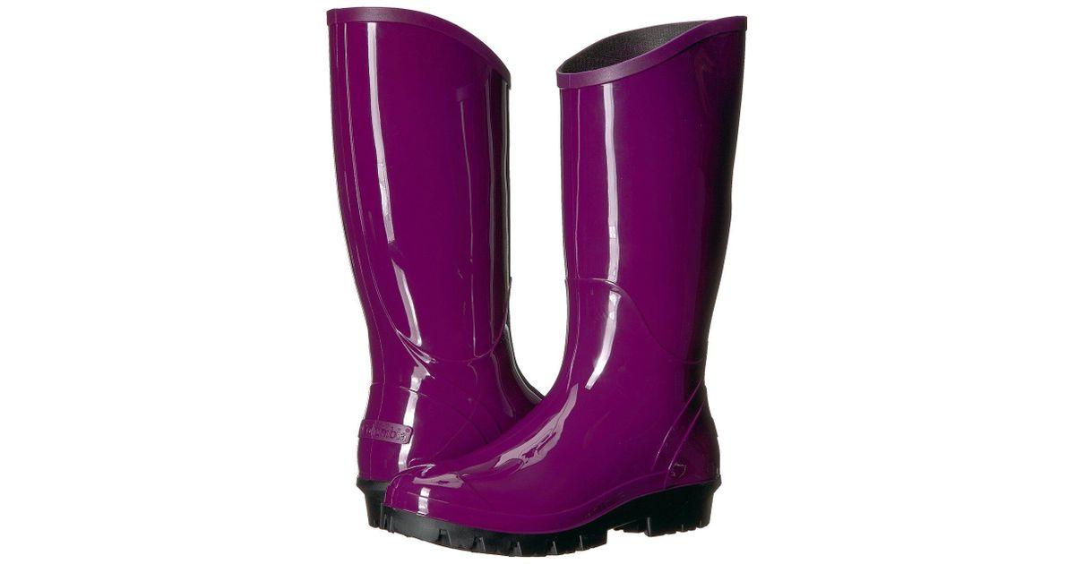85bcbeec96b Columbia Purple Rainey Tall Rain Boot